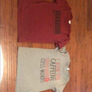 Tops - Two boutique shirts